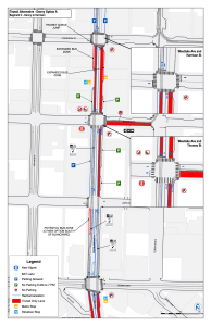 Segment C: Denny to Harrison. Click to enlarge. (City of Seattle)