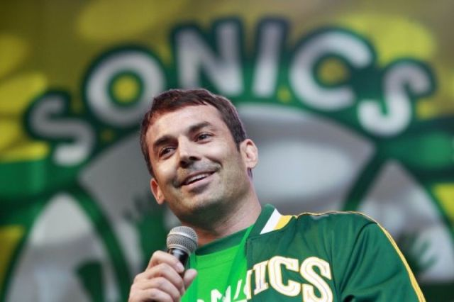 Hedge-fund manager Chris Hansen is definitely trying to insinuate he can resurrect the SuperSonics. Will the NBA cooperate?
