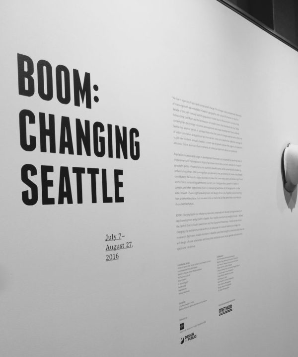 BOOM: Changing Seattle