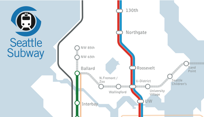 Sound Transit 3 Sets Seattle's Light Rail Up For Expansion