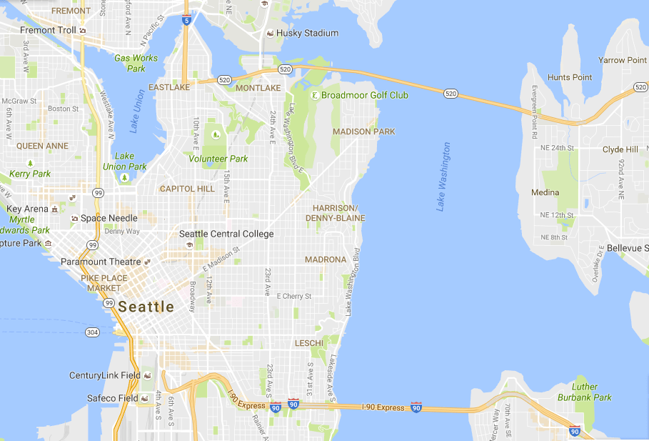 What's Better Than A Lid? Remove I-5 Entirely From Central Seattle