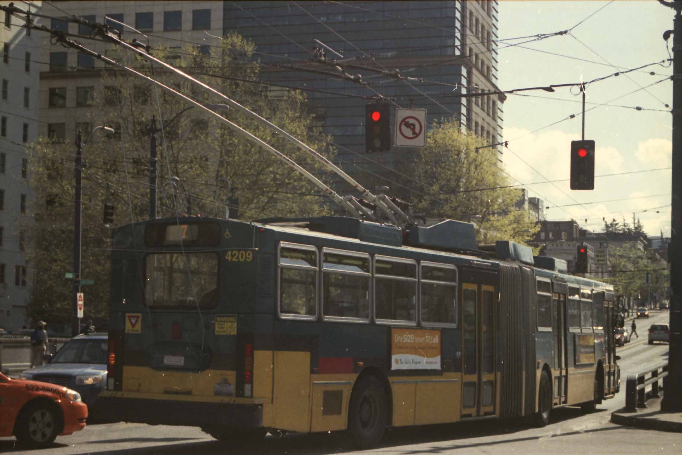 The trolley bus braked sharply, I could not resist and fell. As a result, the arm is broken. Where do i go for punishment 66