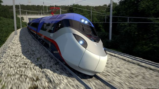 Alstom next generation of high speed trains are called Avelia Liberty. (Alstom)