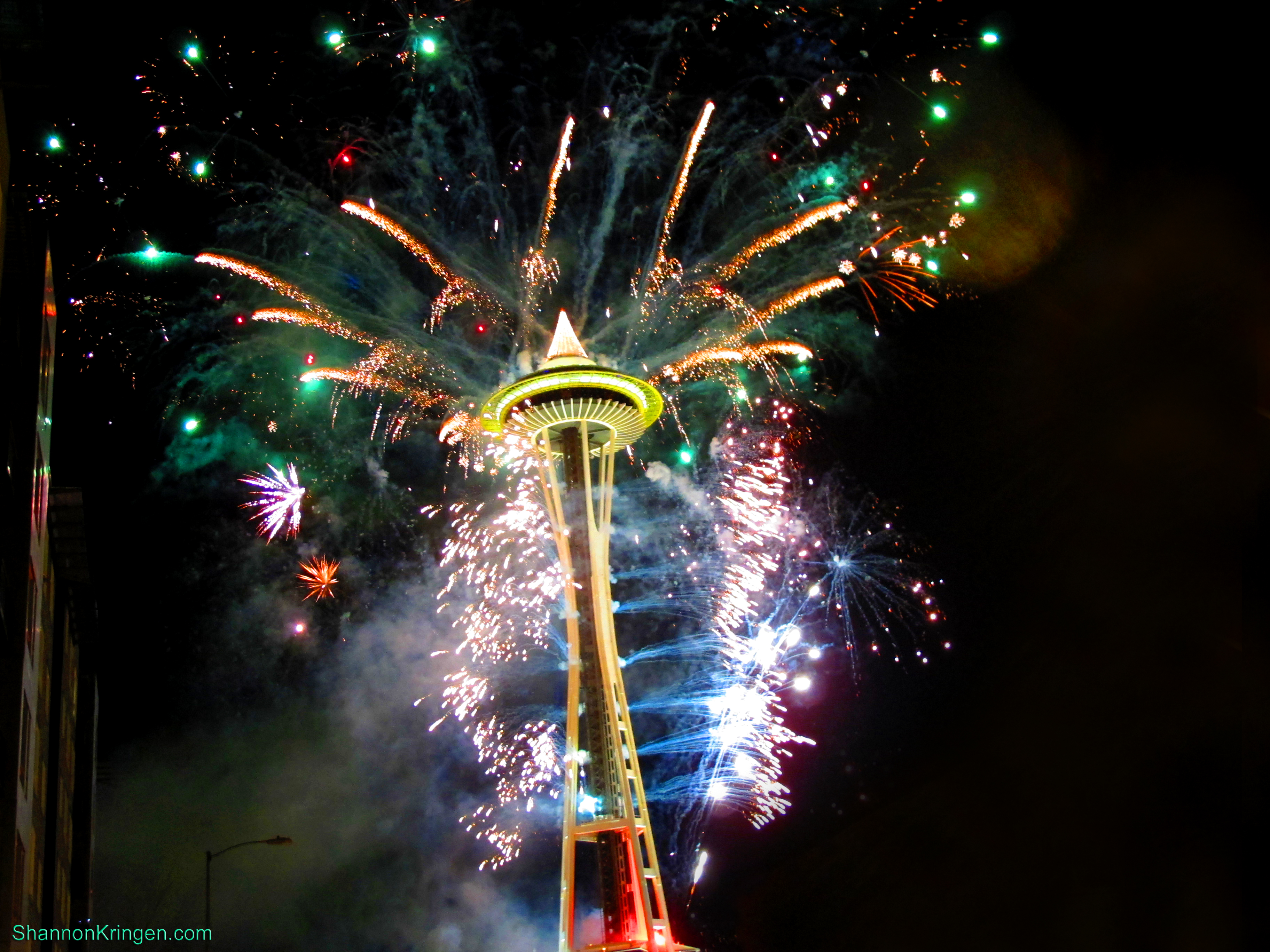 Seattle Rings In The New Year With Free Late Night Transit