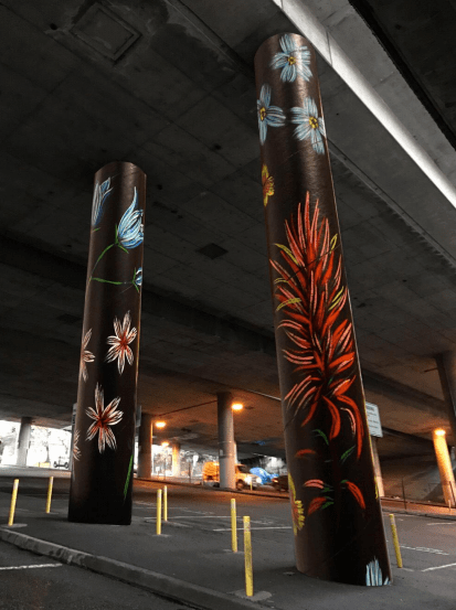 Rendering of Fibonacci's wildflower concept. (Urban Artworks)
