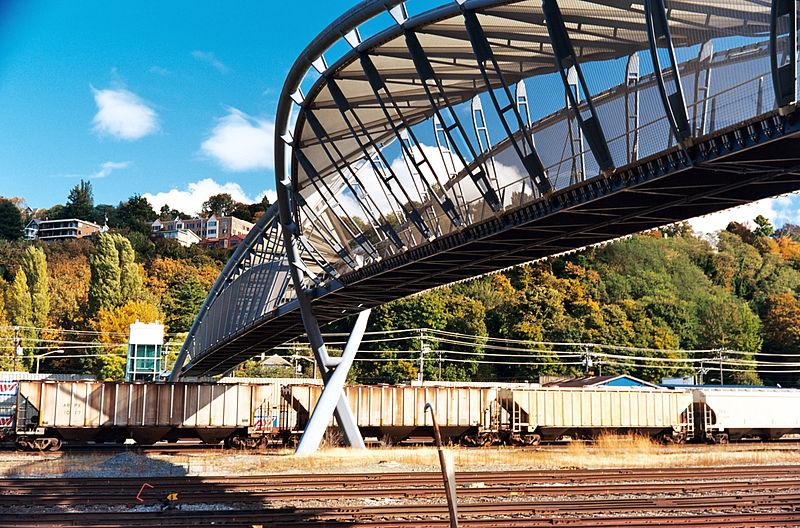 Pedestrian Bridges Will Not Solve the Mercer Mess | The Urbanist