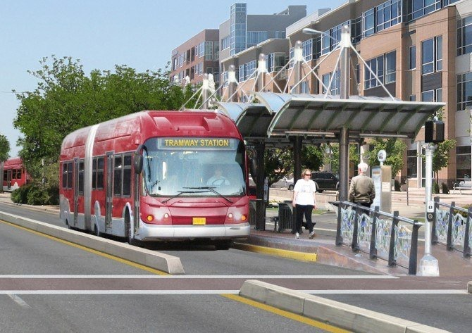 BRT Chosen For Tacoma-Spanaway Bus Corridor By Pierce