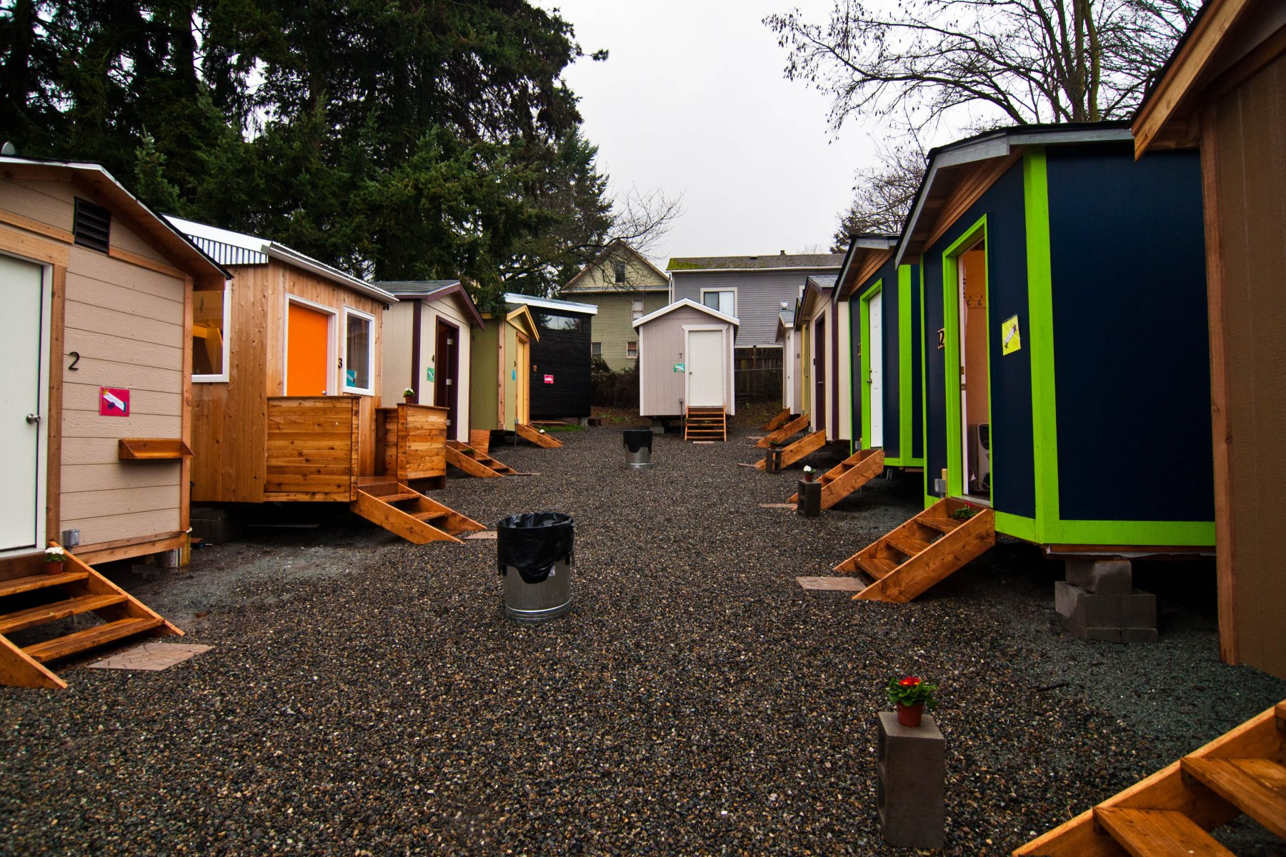 Say Yes to Tiny House Villages | The Urbanist