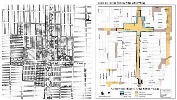 Greenwood Urban Village's disappearing act.
