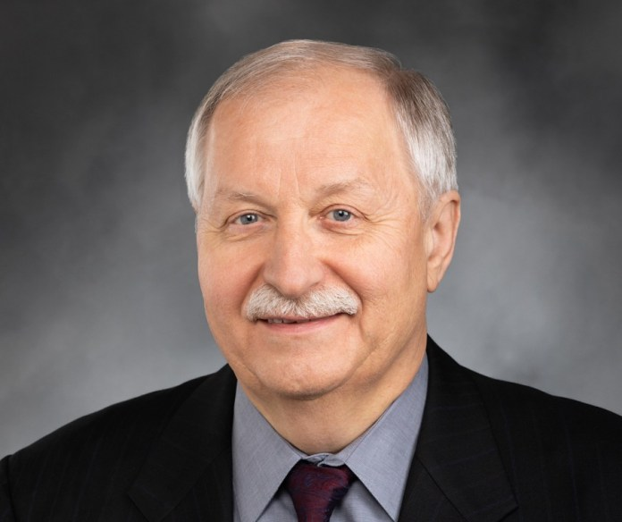 Speaker Frank Chopp (D-43) has dominated the State House for two decades. (Washington State Legislature official photo)
