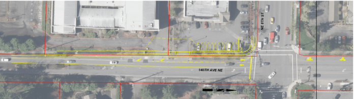 he city commissioned a study for widening 140th Ave at NE 8th Street, a project that would cost $1.6 million. Although this project has not moved forward, that such widening projects are even being considered in a climate crisis is concerning. (Concord Engineering