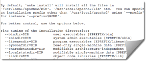 Apache - Install 2 4 6 from source on CentOS 6 4 - The Urban