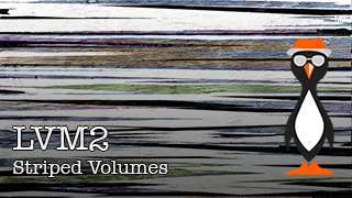 Striped LVM Volumes