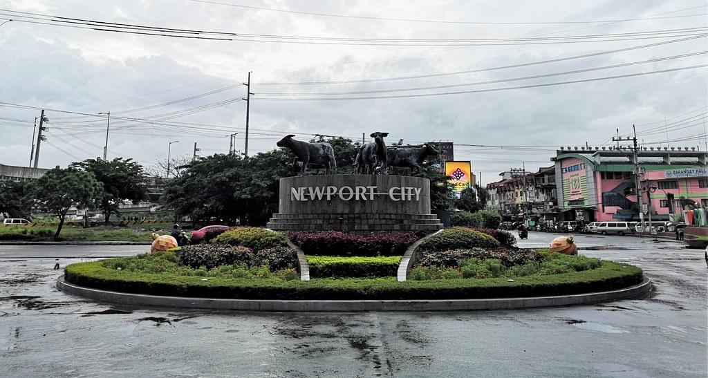 Newport City