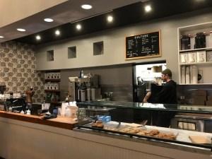 Culture Espresso Interior