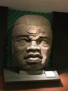 Museum Hack - Decide which theory about the disappearance of the Olmec people you believe