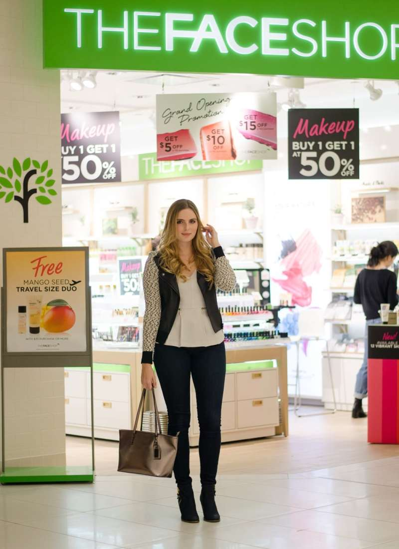 #PARKROYALREDEFINED at The Face Shop