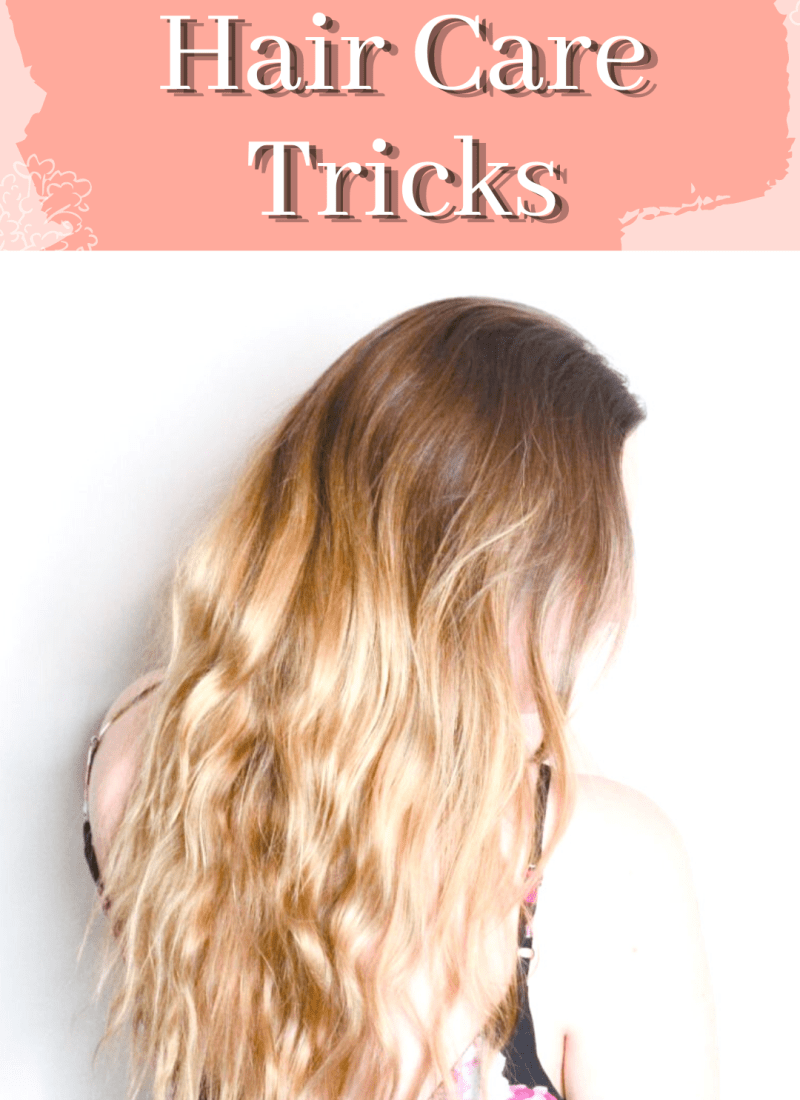 10 Best Overnight Hair Tips   Wake Up With Styled Hair!