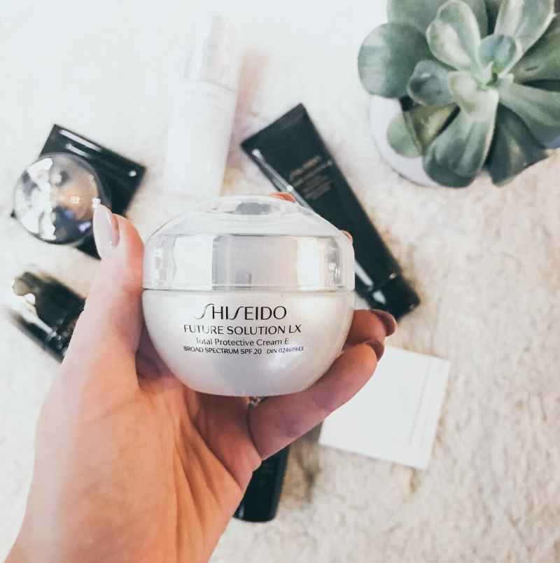 Shiseido Future Solution LX Skincare Line Review