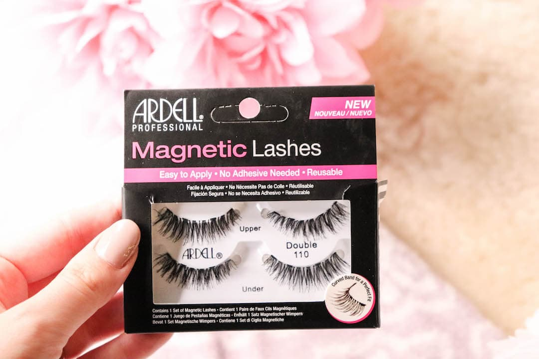 How to Apply Ardell Magnetic Lashes