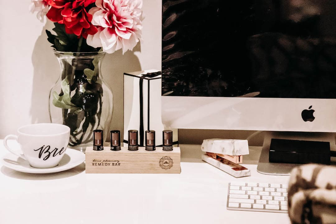 Office Essentials: Saje Wellness Remedy Bar