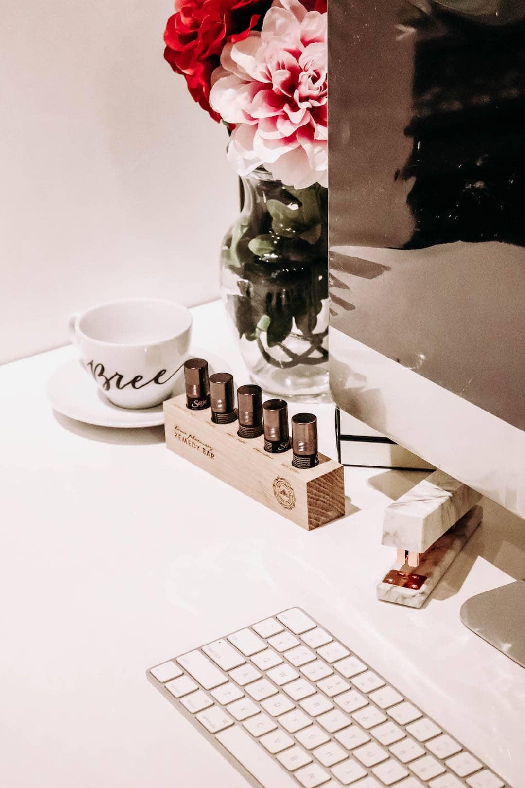Office Essentials: Saje Wellness Remedy Bar