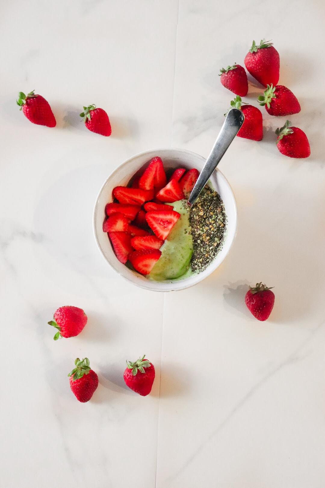 Matcha Breakfast Bowl Recipe
