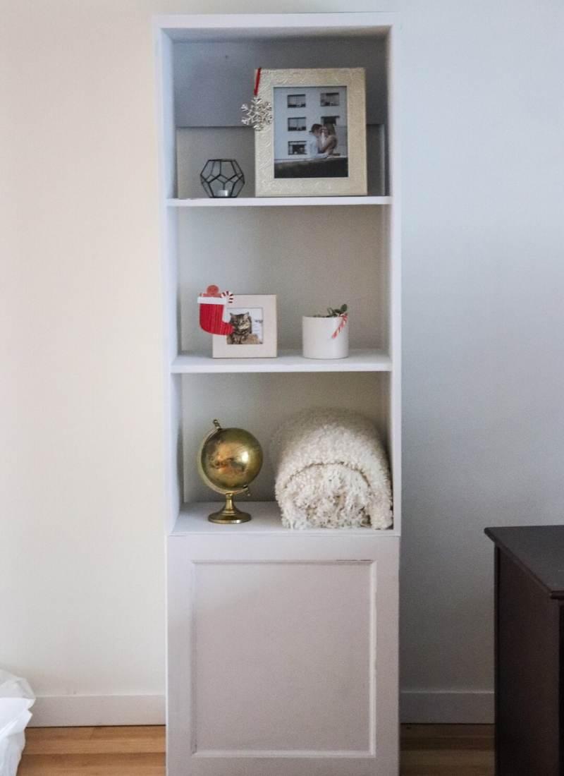 Ikea Shelf Makeover | Easy DIY Project