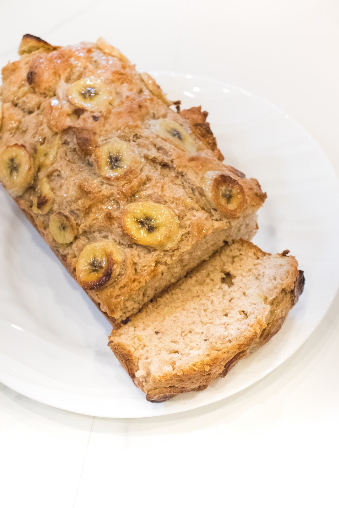 Honey Oat Banana Bread The Urban Umbrella Vancouver