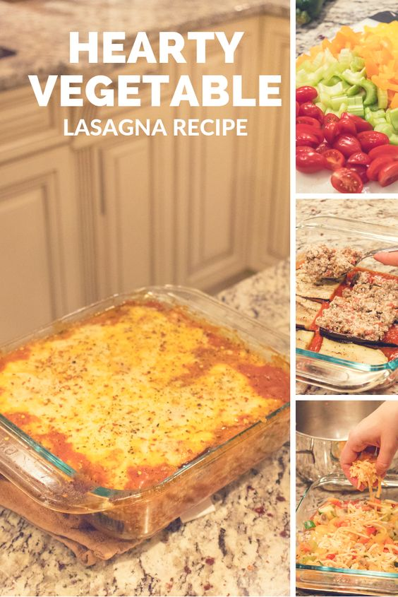 Looking for a delicious hearty meal to serve your family tonight? This lasagna is quick, easy, and full of flavor! Best of all - you'll have plenty of leftovers!