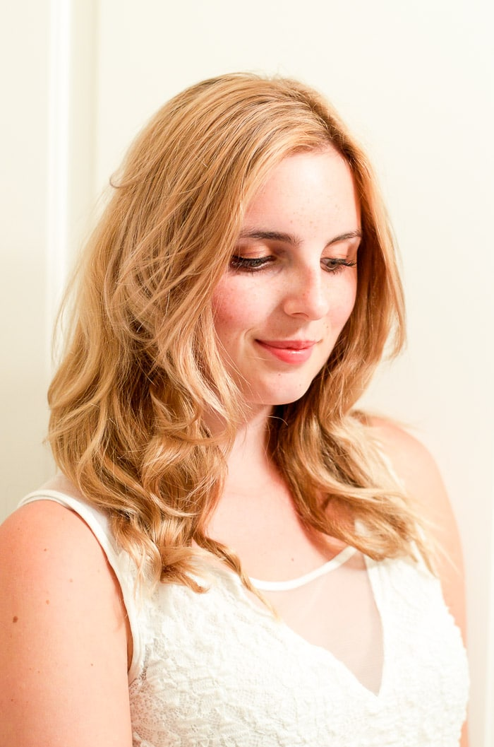 no heat curls, how to easily get waves without heat tools, damage free hairstyles