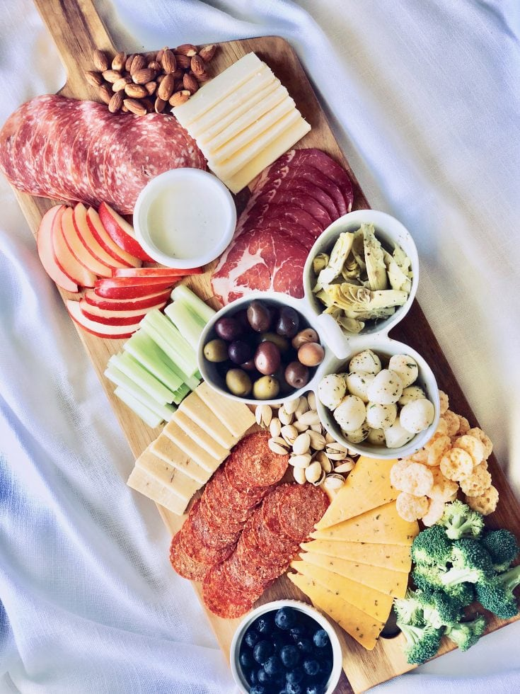 The Ultimate Charcuterie Plate: Making a Healthy Charcuterie Board