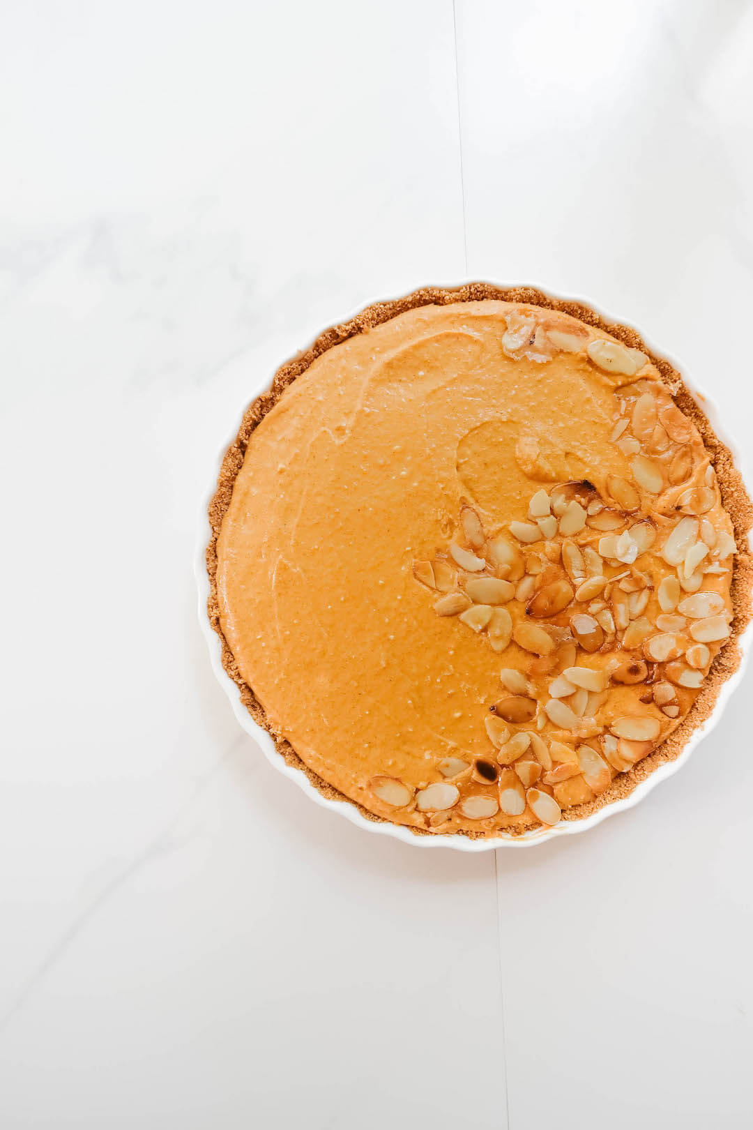Thanksgiving Pumpkin Tart Recipe