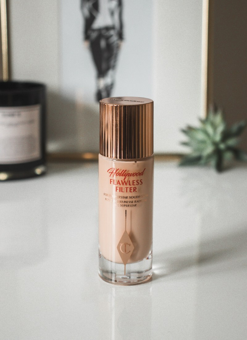 The Charlotte Tilbury Hollywood Flawless Filter Is the Prettiest Highlighter… Ever?