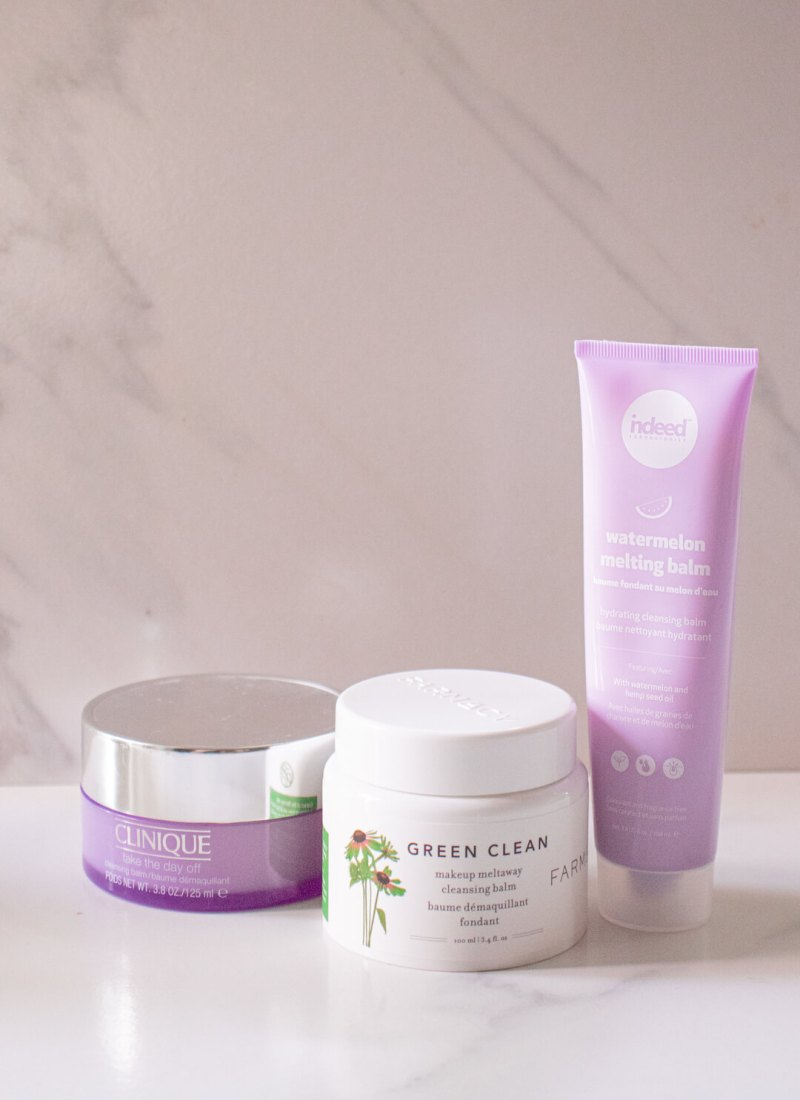 3 Amazing Cleansing Balms That Will Melt Makeup Away in a Snap