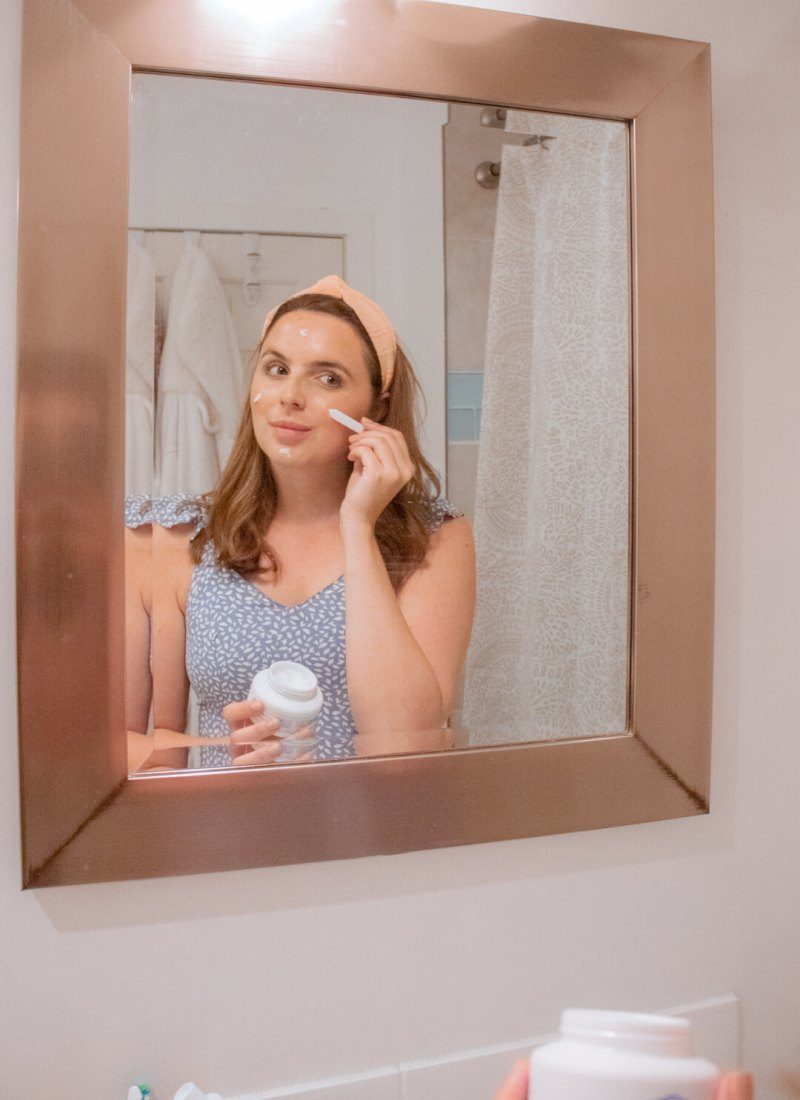 The Skincare Routine That Has Changed My Skin