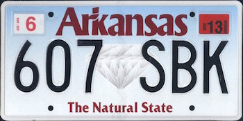 license plate rankings worst