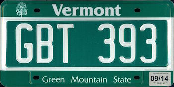best state license plates