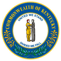 Image result for kentucky state seal