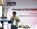 Principles of UX at Digital World 2015