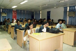 UX Sessions at Institute of Information Technology (IIT), Dhaka University