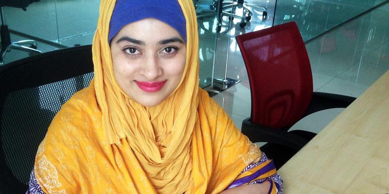 Kashfia Zaman, NewsCred