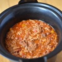 Summer pork stew