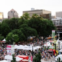 Backstage at The Utah Arts Festival 2016: 40 Years New for festival city