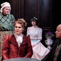 Salt Lake Acting Company's Utah premiere of Lucas Hnath's A Doll's House, Part 2, worthy sequel to Ibsen classic