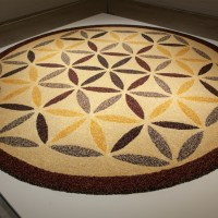 Utah Museum of Contemporary Art's newest exhibitions include Jorge Rojas' Corn Mandala: Flower of Life, Annelise Duque's Remember Them Alive, Yujin Kang's Mountainous