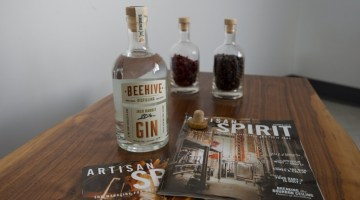 Utah gin is no joke – Beehive Distilling