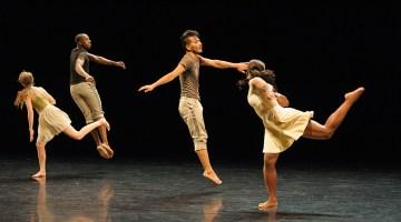 Repertory Dance Theatre's 51st season opens with Élan concert, 2 world premieres