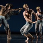 Repertory Dance Theatre's Current concert brings two world premieres, works by three former dancers and winner of 2017 Regalia choreographer competition