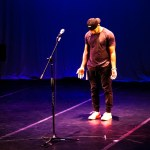 Backstage at The Utah Arts Festival 2018: Christopher Diaz at forefront of new literary voices as writer, performer, teacher